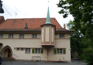 Stadtheim des CVJM Erlangen